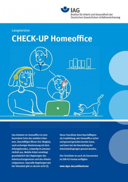 CHECK-UP Homeoffice - Langversion