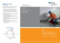 QM Das Qualitätsmanagement im Messsystem Gefährdungsermittlung der Unfallversicherungsträger (MGU) - Qualität zeigt sich am Ergebnis