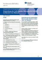 """FBBAU-002 """"Anwendung der Individuellen Warnung bei Arbeiten im Bereich von Gleisen"""""""