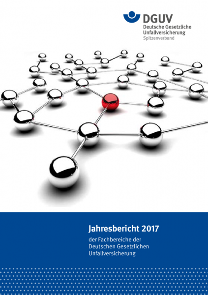 Jahresbericht 2017 der Fachbereiche der Deutschen Gesetzlichen Unfallversicherung
