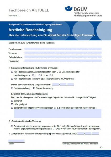 """FBFHB-015 """"Personengefährdung bei Pulver-Löschanlagen"""""""