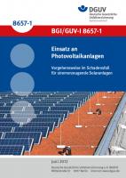 Einsatz an Photovoltaikanlagen