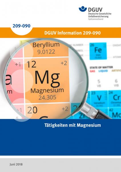 Tätigkeiten mit Magnesium