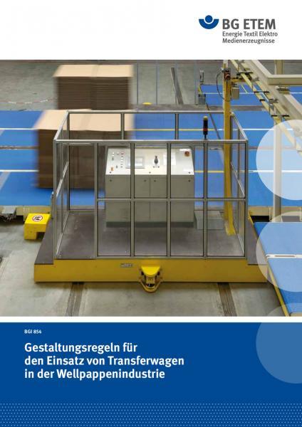Gestaltungsregeln für den Einsatz von Transferwagen in der Wellpappenindustrie