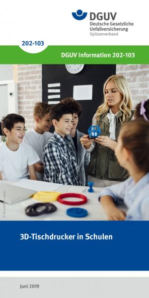 3D-Tischdrucker in Schulen