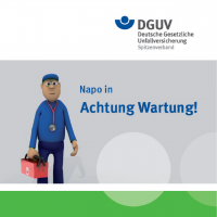 Napo in: Achtung Wartung