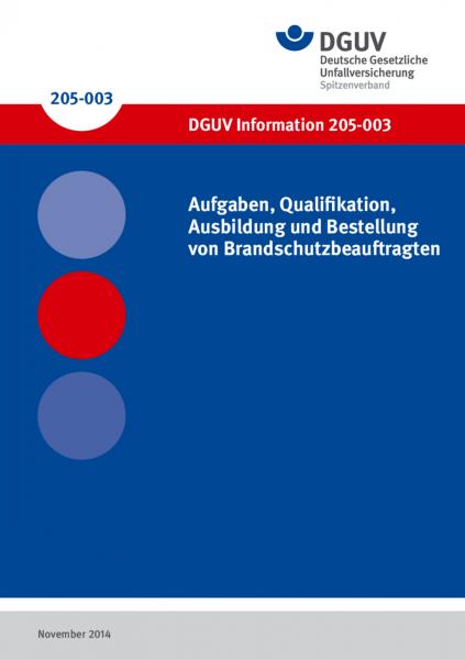 Aufgaben, Qualifikation, Ausbildung und Bestellung von Brandschutzbeauftragten