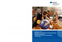 IAG Report 3/2011 Maßnahmen zur Prävention von Gewalt an Schulen: Bestandsaufnahme von Programmen in deutschsprachigen Raum