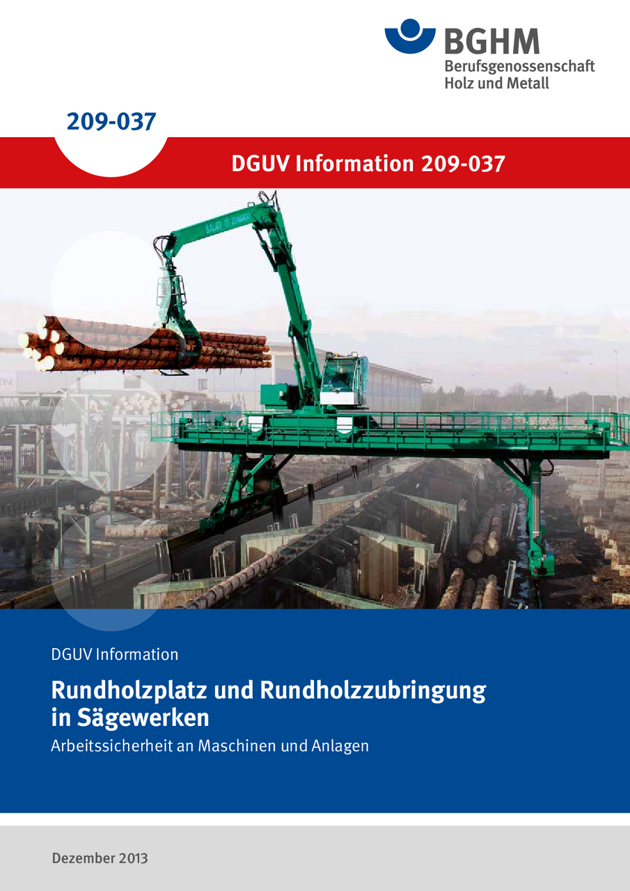 Rundholzplatz und Rundholzzubringung in Sägewerken ...