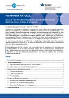 """FBHL-019 """"Einsatz von Simulationssystemen zur Qualifizierung der Bediener/innen mobiler Arbeitsmittel"""""""