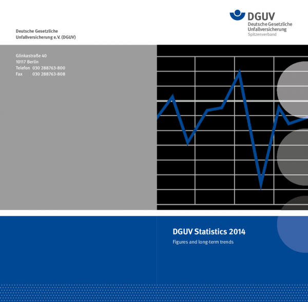 DGUV Statistics 2014 - Figures and long-term trends