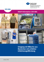 Umgang mit Wäsche aus Bereichen mit erhöhter Infektionsgefährdung