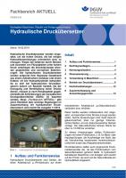 """FBHM-042 """"Hydraulische Druckübersetzer"""""""