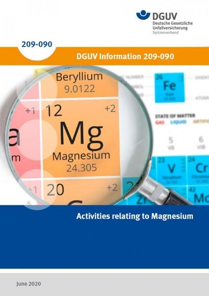 Activities relating to Magnesium