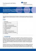 """FBPSA-001 """"Druckprüfung zur Bestimmung der Leckage von Gehörschutz-Otoplastiken"""""""