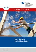 Dach-, Zimmer- und Holzbauarbeiten