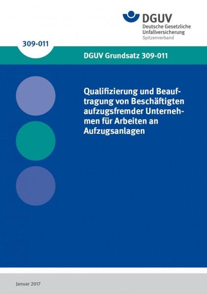 Qualifizierung und Beauftragung von Beschäftigten aufzugsfremder Unternehmen für Arbeiten an Aufzugs