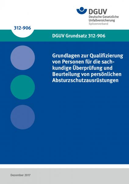Grundlagen zur Qualifizierung von Personen für die sachkundige Überprüfung und Beurteilung von persö