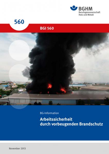 Arbeitssicherheit durch vorbeugenden Brandschutz