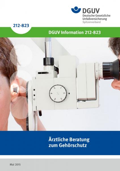 Ärztliche Beratung zum Gehörschutz