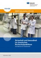 Sicherheit im chemischen Hochschulpraktikum