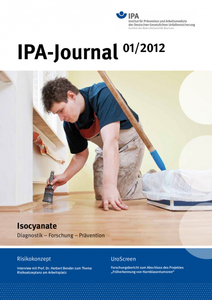 IPA-Journal 01/2012