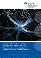 Occupational Disease No. 1317