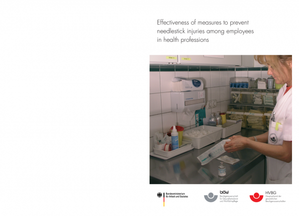 Effectiveness of measures to prevent needlestick injuries among employees in health professions