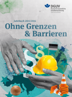 DGUV Jahrbuch 2015/2016 Ohne Grenzen & Barrieren
