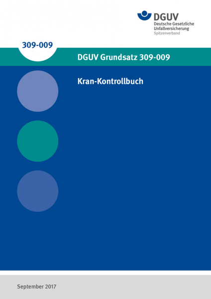 Kran-Kontrollbuch