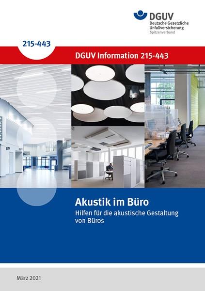 Akustik im Büro - Hilfen für die akustische Gestaltung von Büros