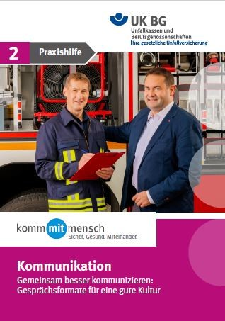 Handlungsfeld Kommunikation - Praxishilfe 2 - Gemeinsam besser kommunizieren: Gesprächsformate für e