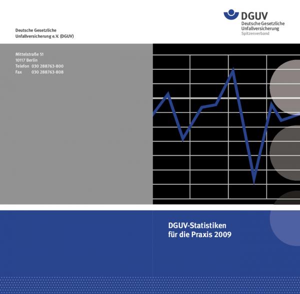 DGUV-Statistiken für die Praxis 2009