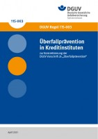 Überfallprävention in Kreditinstituten