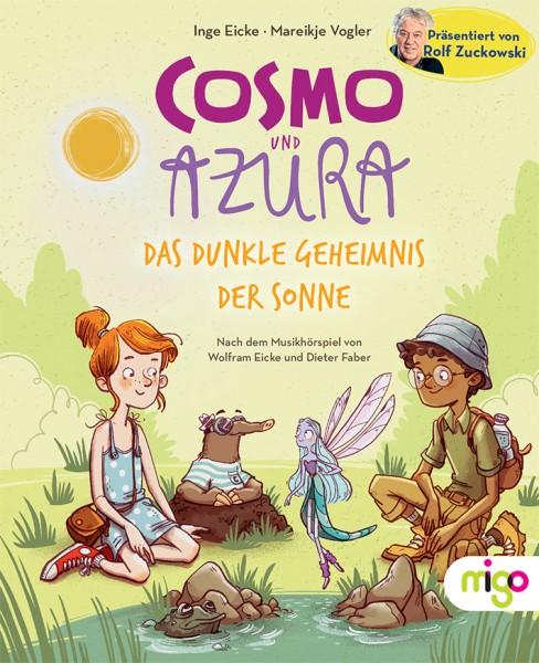 Cosmo und Azura – Das dunkle Geheimnis der Sonne