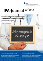 IPA-Journal 03/2013