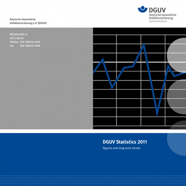 DGUV Statistics 2011 - Figures and long-term trends