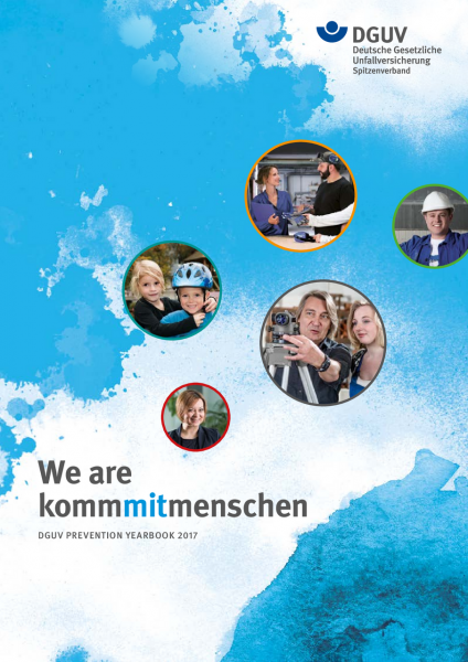 "Prevention Yearbook 2017 ""We are kommmitmenschen"""