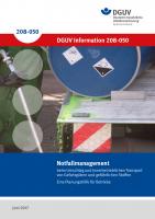 Notfallmanagement beim Umschlag und innerbetrieblichen Transport von Gefahrgütern und gefährlichen Stoffen
