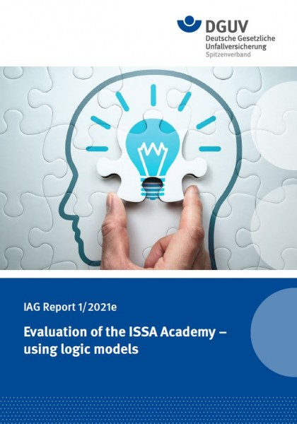 IAG Report 1/2021e: Evaluation of the ISSA Academy - using logic models