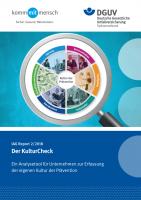 IAG Report 2/2018 Der KulturCheck
