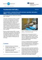"FBHM-006 ""Low emission metalworking with minimum quantity lubrication (MQL)"""