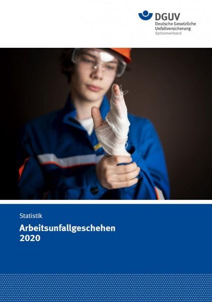 Arbeitsunfallgeschehen 2020