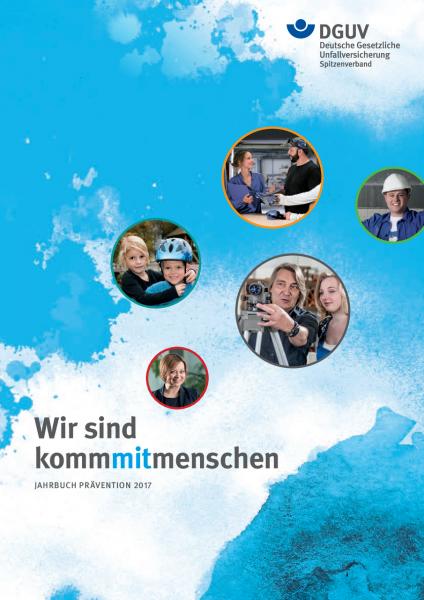 """Jahrbuch Prävention 2017 """"Wir sind kommmitmenschen"""""""