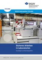 Sicheres Arbeiten in Laboratorien