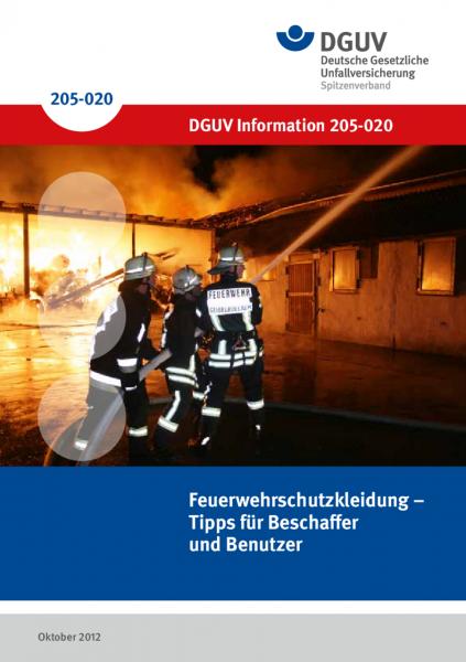 Feuerwehrschutzkleidung - Tipps für Beschaffer und Benutzer
