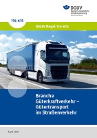 Branche Güterkraftverkehr – Gütertransport im Straßenverkehr