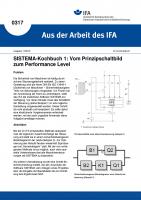 SISTEMA-Kochbuch 1: Vom Prinzipschaltbild zum Performance Level. Aus der Arbeit des IFA Nr. 0317