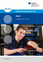 Metall - Ein Handbuch für Lehrkräfte