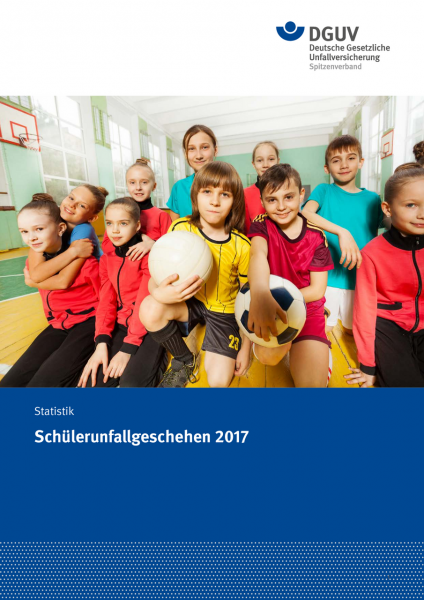 Statistik zum Schülerunfallgeschehen 2017